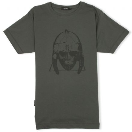 Sutton Hoo T-Shirt  - Charcoal